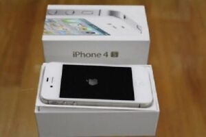 iPhone 4S 16GB white cellphone smartphone unlocked