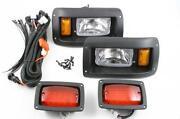 Club Car Headlight Kit