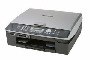 brother ink jet all-in-one colorprinter mfc-210c on sale