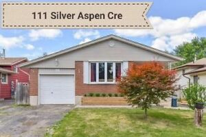 $1,700, For Rent, 111 Silver Aspen Cres, Kitchener, ON, N2N 1H5