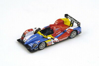 1:43 Oreca 01 AIM n°10 Le Mans 2009 1/43 • SPARK S4550