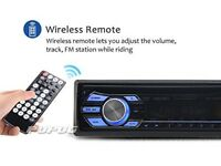12V 1din Car Radio head unit Player Stereo