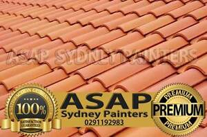ROOF PAINTING by ASAP SYDNEY PAINTERS FREE QOUTE ALL SYDNEY AREAS Penrith Penrith Area Preview