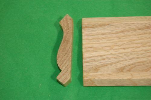 5 1 2 alder crown molding oak crown molding ebay