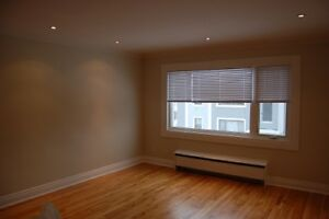 Renovated 2 Bdrm Apt., Camille Crt., Ottawa East.  $1,500/Month