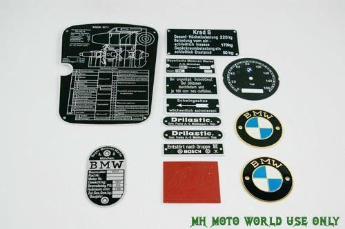 Bmw R71 Motorcycle Parts Ebay