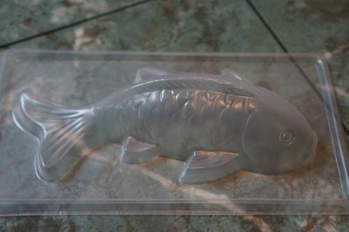 Koi mold ebay for Koi fish mold