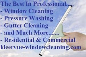 EXPERIENCED WINDOW CLEANERS WANTED