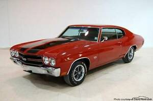 Looking for a Chevy Chevelle body for a project car.