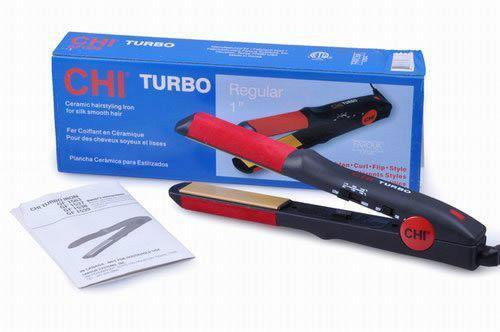 Chi Turbo Curling Amp Straightening Irons Ebay