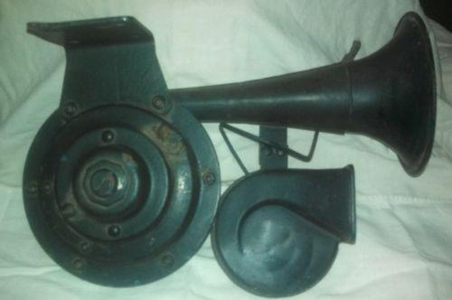 Antique Car Horn Parts