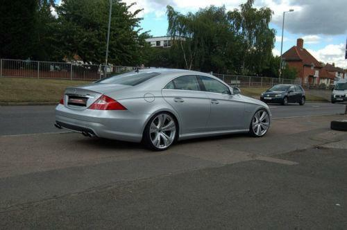 mercedes cls 500 amg ebay. Black Bedroom Furniture Sets. Home Design Ideas