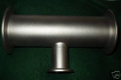 Vacuum Tee Reducer Nor-cal 3tr-nw-50-25b Hps Mdc