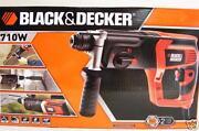 Black Decker Bohrhammer