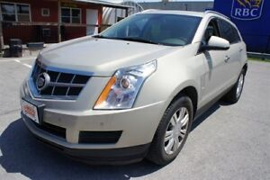 2010 Cadillac SRX LEATHER | SUNROOF | POWER GROUP | CLEAN CARPRO
