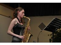 Fun and friendly saxophone lessons from a professional teacher