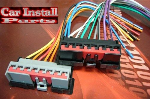 ford oem stock radio wire harness plug  store categories