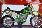 Kawasaki Plastic Diecast Motorcycles with Stand