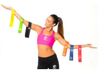 New resistance band sets of 6 resistance levels