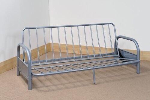 Sofa Bedmetal Double Futon Frame Only