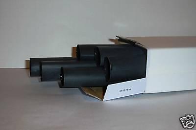 .800 Id X 12 1ft Black Heavy Wall Heat Shrink Tubing 31 Wadhesive