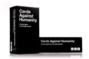 Cards Against Humanity  new base cards 550cards US version