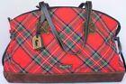 Dooney & Bourke Tartan Satchel Bags