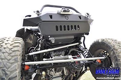 07-18 Jeep JK/JKU 7075 Aluminum 1 TON Tie Rod and Drag Link Steering Flip Kit