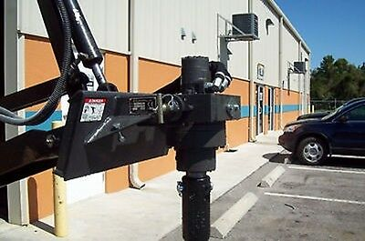 Auger Drive For Mini Skid Steer Loadermcmillen X900 Requires 8- 6 Gpm W 12bit