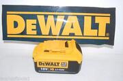 Dewalt 18V XR Battery
