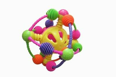 Deluxe Magic Rattling Baby Play Ball