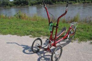 StreetStrider ETX 8r Elliptical Road Bike REDUCED $150
