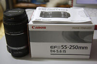 Canon Zoom Lens EF-S 55-250mm IS