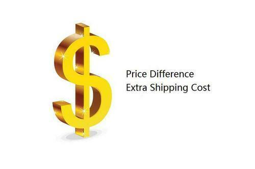 Extra Shipping Cost Difference