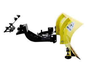 LOOKING FOR quick release plow to fit an arctic cat trv quad