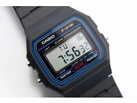 New Genuine CASIO Retro **Only collection @Derby