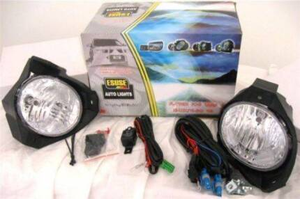 TOYOTA HILUX FOG LIGHT KIT NEW, SUIT 2008 TO 2011 MODELS Dural Hornsby Area Preview