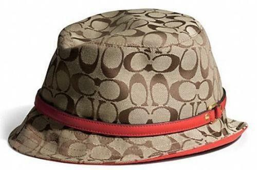 5e6107f1f80fb Coach Bucket Hat