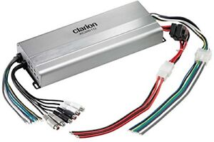 Clarion XC2510 700W Peak Ultra Compact 5/4/3 Channel XC Series M