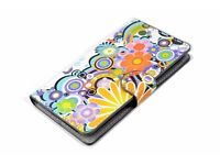 "Flip PU Leather Wallet Slots Phone Skin Case Cover For 4.7"" Huawei Ascend P6 P 6"