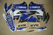 Yamaha YZ Graphics
