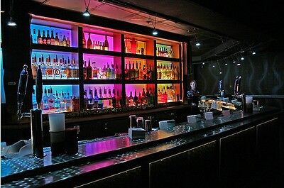 Led Lighting Disco Ball Dance Club Bar Tiki Laser Neon Commercial Casino Y