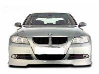 2005-2008 BMW E90 3 Series Front Bumper Lip Spoiler