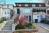 FULLY RENOVATED WALKOUT APARTMENT ST CLAIR WEST $1250 ALL INCL.