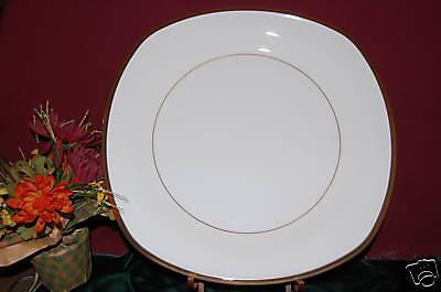 Lenox Eternal White Large Square Serving Platter NEW White Square Platte