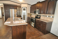 20' x 76', 3 bedroom, 2 bathroom Anchorage show home for sale!