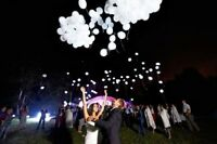 WEDDING LIGHT UP BALLOONS-BEST PRICES-FREE DELIVERY SALE!