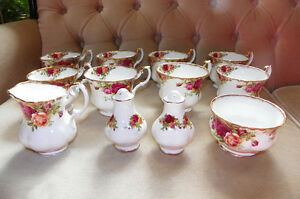 ~Royal Albert Bone China  Dishes and Some~