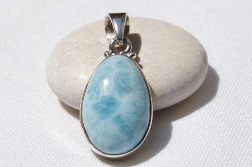 Larimar Stone Jewelry Ebay