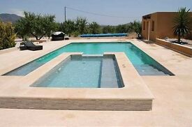 Spanish Family Villa 3 bedroom for Sale . 45 mins from Alicante Airport